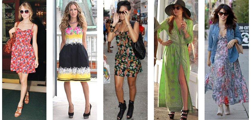 86441ed6f62 It s not only the weather that s heating up but celebrity summer fashion too!  This season